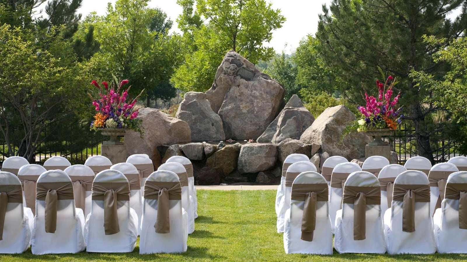 Best Urban Garden Wedding Venues